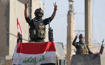 500 phiến quân IS bị tiêu diệt tại Fallujah