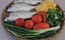 Nhớ ăn cá sạo cuối sông Thu