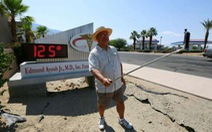 Nắng nóng kỷ lục ở Mỹ, 4 người chết và mất tích