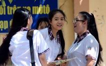 TP.HCM công bố điểm tuyển sinh lớp 10