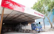 STARCEMT khai trương xuất hàng tại nhà máy mới tại miền Nam