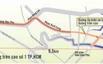 15.000 tỉ làm đường trên cao đến sân bay Tân Sơn Nhất