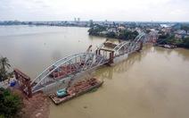 Hôm nay 24-6, chạy tàu thử tải qua cầu Ghềnh