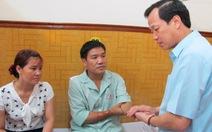 Sức khỏe phi công Nguyễn Hữu Cường tiến triển tốt