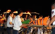 Nổ tàu cá ở vùng biển Phú Quốc, 3 ngư dân mất tích