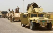 Iraq kiểm soát 80% thành phố Fallujah từ tay IS