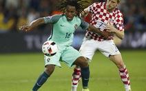 Cầu thủ 18 tuổi Renato Sanches ghi dấu ấn
