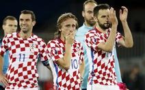 "HLV Cacic: ""Croatia đã trả giá vì sai lầm"""
