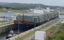 """Panama khai trương kênh đào đón """"siêu tàu hàng"""""""