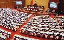 Hôm nay Quốc hội bầu Chủ tịch nước