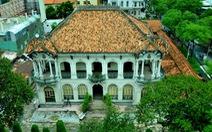 Rất khó cấp phép sửa chữabiệt thự cũ ở Sài Gòn
