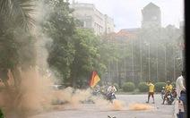 Cảnh cáo Ban tổ chức sân Thiên Trường