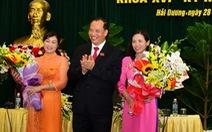 Nhiều lãnh đạo chủ chốt tỉnh Hải Dương tái đắc cử