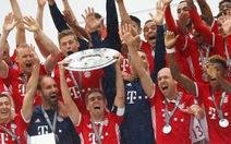Điểm tin tối 29-6: Bayern Munich gặp Bremen ngày mở màn Bundesliga