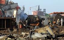 Nhập khẩu và phá dỡ tàu biển cũ – tránh ô nhiễm môi trường