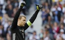 Neuer sắp phá kỷ lục giữ sạch lưới liên tiếp