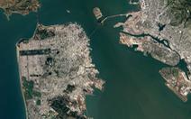 Google Maps nâng cấp hình ảnh vệ tinh sắc nét hơn