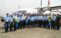 Êkip bay CASA-212 trong ký ức đồng đội