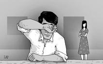 Nước mắt đàn ông
