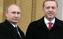 Nga gỡ bỏ cấm vận du lịch tới Thổ Nhĩ Kỳ