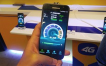Clip: Tốcđộ mạng 4G thử nghiệm củaMobiFone