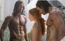 Alexander Skarsgård đấu với ai để giànhđược vai Tarzan?