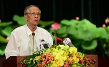 Toàn văn phát biểu củaGS.TS Chu Phạm Ngọc Sơn, phó chủ tịch Liên hiệp Các hội KHKT TP.HCM