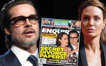 Vì sao rộ tin đồn Angelina Jolie - Brad Pitt ly hôn?