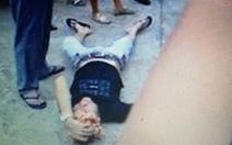 CSGT bắn đạn cao su bị thương người có biểu hiện chống đối