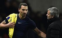 Ibrahimovic và HLV Mourinho khen ngợi lẫn nhau