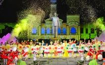 Thành phố Hồ Chí Minh rực rỡ tên vàng