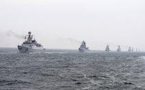 Trung Quốc tuyên bố tập trận ở Biển Đông thách thức PCA