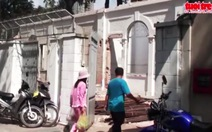 Một biệt thự cổ Sài Gòn giá 300 tỉ bị đập bỏ
