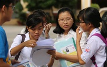 Giao lưu trực tuyến: Đề thi và cách làm bài thi THPT quốc gia