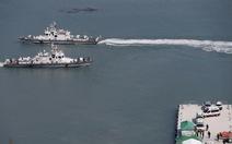 Hàn Quốc xây 80 dải đá nhân tạo ngăn tàu cá Trung Quốc