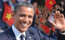 Tổng thống Obama - ba ngày trên đất Việt
