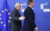 Ở hay đi khỏi EU, nhân dân sẽ quyết định