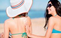 Bí quyết bôi kem chống nắng đúng và đủ để bảo vệ làn da