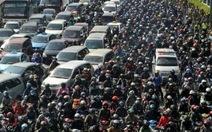 18 người thiệt mạng vì kẹt xe kinh hoàng ở Indonesia