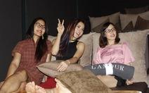 Lần đầu tiên tại VN: ra rạp lên giường nằm xem phim