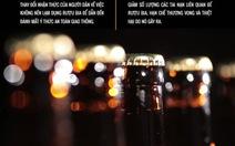 Làm phim ngắn tác hại việc lái xe khi uống rượu