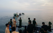 Khởi tố 7 người bắt lực lượng tuần tra biển