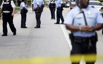 Thêm 3 cảnh sát Mỹ bị bắn, ông Obama rút ngắn công du