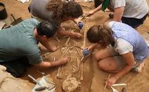 Phát hiện khảo cổ đầu tiên về người Philistine