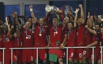 Hạ Pháp, Bồ Đào Nha lần đầu vô địch Euro
