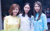 Tiết Khải Kỳ đang ở Việt Nam đóng phim Girls 2