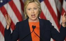 FBI không truy tố bà Clinton, hơn 260 người Mỹ phản đối