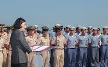Đài Loan điều tàu chiến tới quần đảo Trường Sa