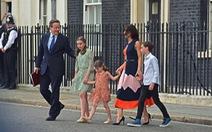 Rời chức Thủ tướng Anh, ông Cameron phát biểu chia tay nhẹ nhàng