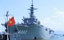 Hải quân Mỹ, Nhật đến Đà Nẵng